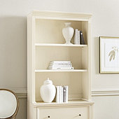 Tuscan Hutch with Shelves