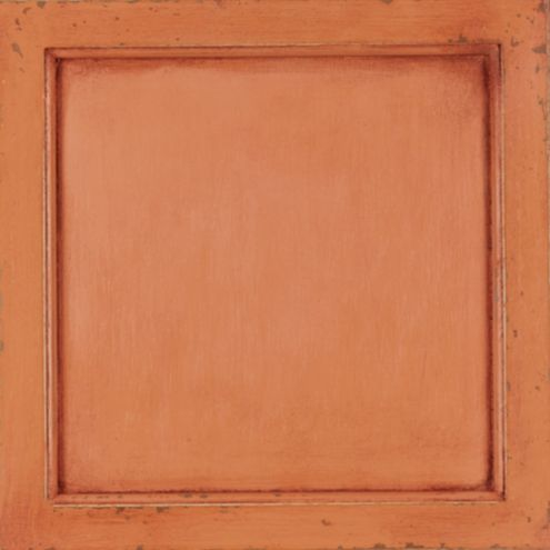 Casa Florentina Distressed Coral Wood Swatch