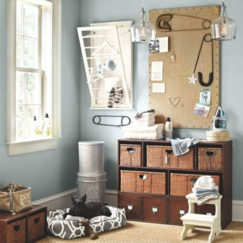 Bailey Laundry Room Decor Ballard Designs