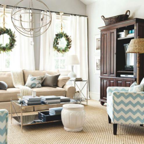 Renard Living Room Ballard Designs