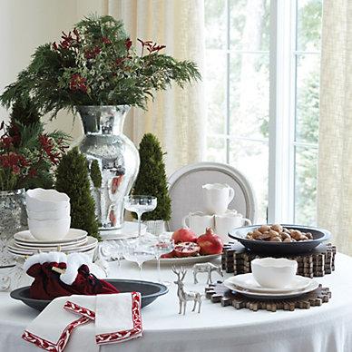 Christmas Decorations Ballard Designs