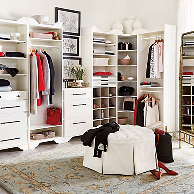 Closet Organization Ballard Designs Ballard Designs