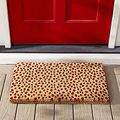 Dodie Coir Mat - Red