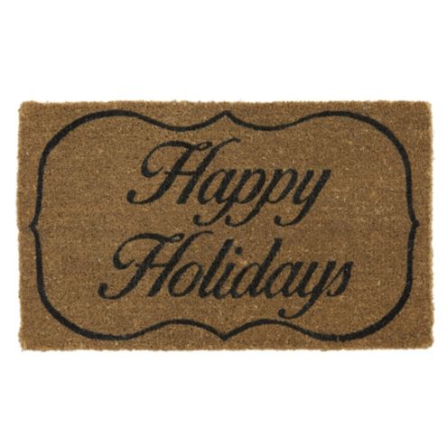 Curved Frame Personalized Doormat