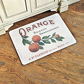 Orange Label Comfort Mat