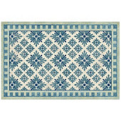 Diamond Tile Floor Mat