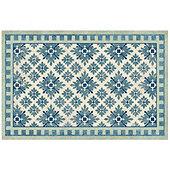 Diamond Tile Floor Mat