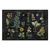 Botanicals Floor Mat