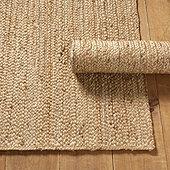 Suzanne Kasler Basketweave Natural Fiber Rug