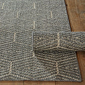 Honeycomb Sisal Rug - Large