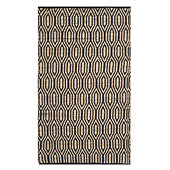 Diamond Trellis Natural Fiber Rug