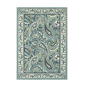 Abby Hand Hooked Rug - Mineral