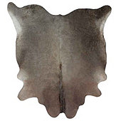 Natural Cowhide Rug - Sand