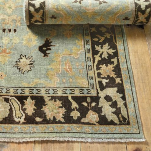 Casa Florentina Wentworth Hand Knotted Rug