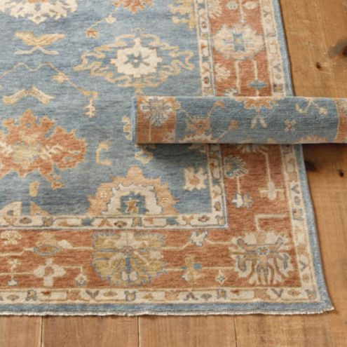 Casa Florentina Cozenza Hand Knotted Rug
