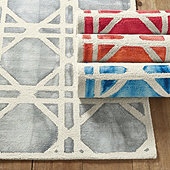 Mayla Dip Dyed Tufted Rug - Select Colors
