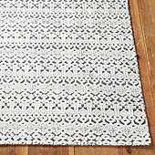 Lacey Hand Knotted Rug
