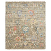 Albin Hand Knotted Rug
