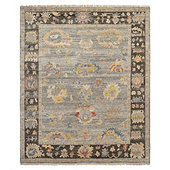 Burke Hand Knotted Rug