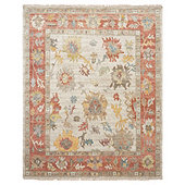 Kingsley Hand Knotted Rug