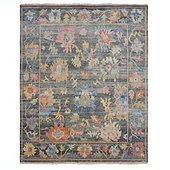 Ramsey Hand Knotted Rug