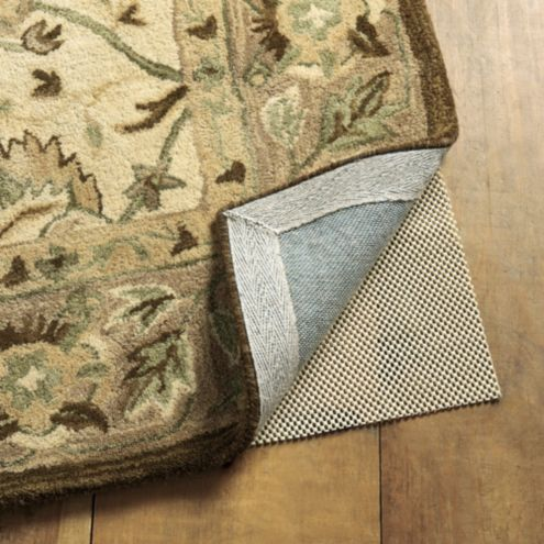 Cushioned Rug Pad for Hard Floors