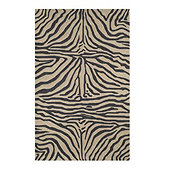 Mali Zebra Indoor/Outdoor Rug