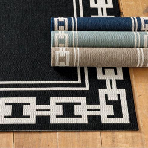 Turin Indoor Outdoor Rug Ballard Designs