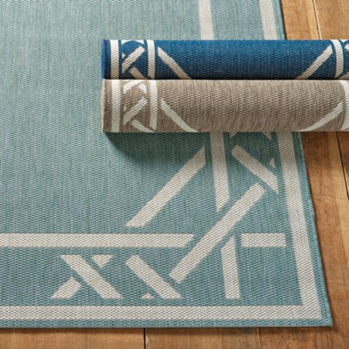 Gatsby Indoor/Outdoor geometric Rug