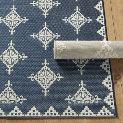 Anders Patterned Indoor Outdoor Area Rug