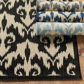 Sumatra Ikat Indoor/Outdoor Rug