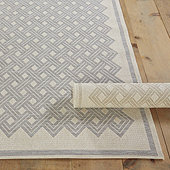 Suzanne Kasler Diamond Performance Rug