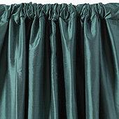 Dupioni Silk Drapery Panel - Chartreuse