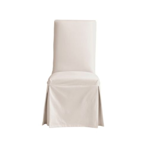Awe Inspiring Parsons Chair Slipcover Ballard Essential Ballard Theyellowbook Wood Chair Design Ideas Theyellowbookinfo