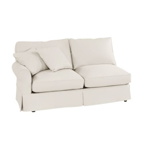 Baldwin Left Arm Full Sleeper Slipcover - Special