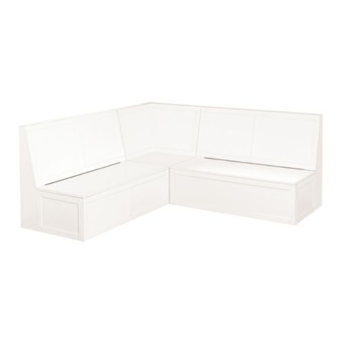 Breton 3 Piece Banquette Corner and 2 48