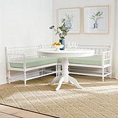 Joline 3-Piece Banquette with Seat Cushions