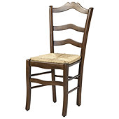 Lemans Dining Chairs - Set of 2 Hickory Brown