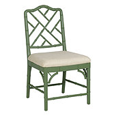 Dayna Side Chairs - Red Set of 2
