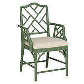 Dayna Arm Chair - Red