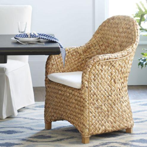 Woven Dining Chair | Ballard Designs