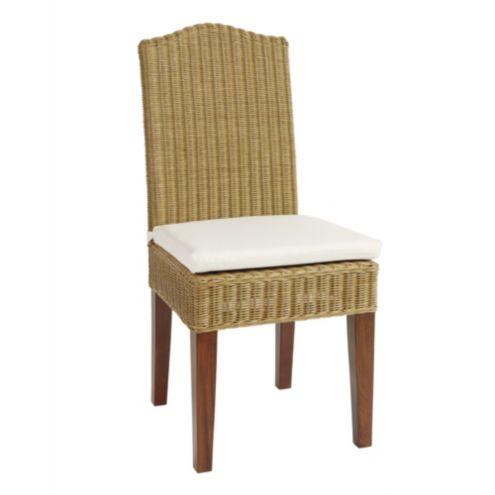 Rosalind Wicker Chairs Set Of 2 Ballard Designs