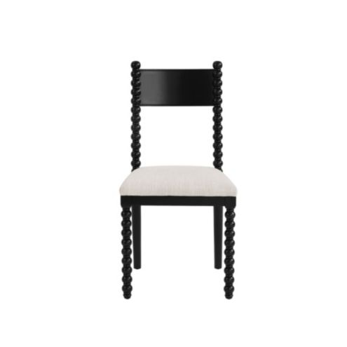 Livia Spool Chair - Set of 2