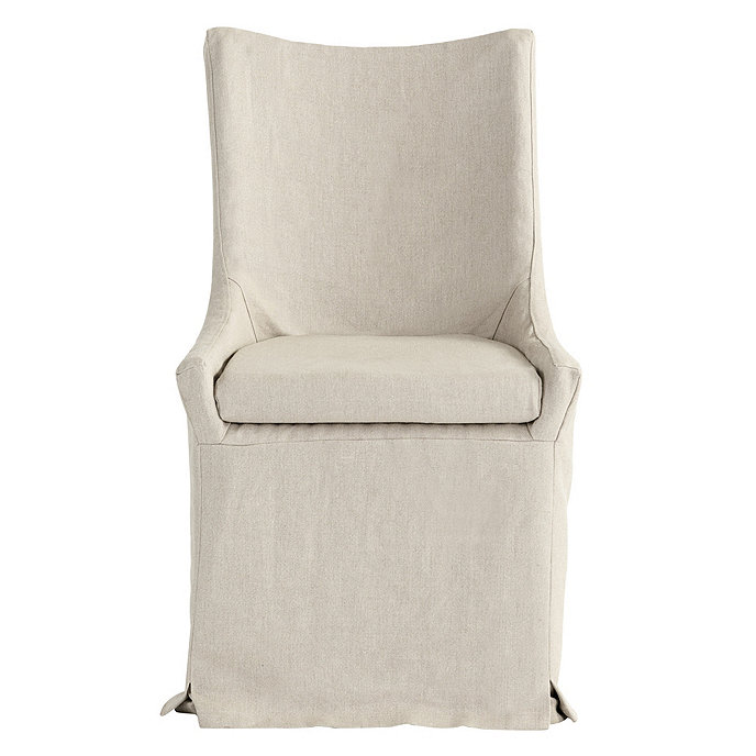 Surprising Suzanne Kasler Southport Dining Chair Slipcover Gmtry Best Dining Table And Chair Ideas Images Gmtryco