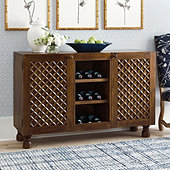 Abena Carved Sideboard