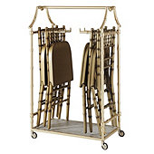Aurora Chair & Coat Rack