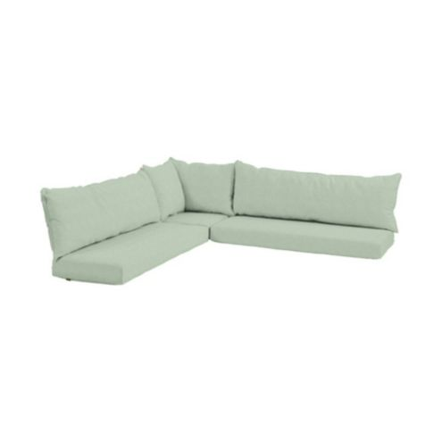 Banquette 3-Piece Seat & Back Cushions - 19