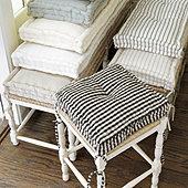 Essential Farmhouse Cushion - Select Colors