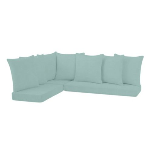 Banquette 3 Piece Bench Cushion/Pillows Set With 30