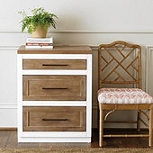 Ashton 3 Drawer Console